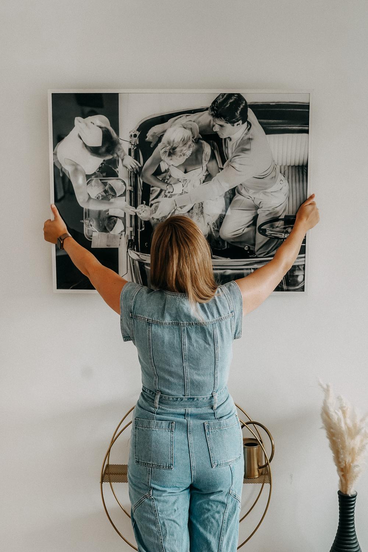 Posterlounge Schwarz Weiß Fotografie Acrylglas Bilder Wohnzimmer Interior Scandinavian Design Einrichtung Ideen 8