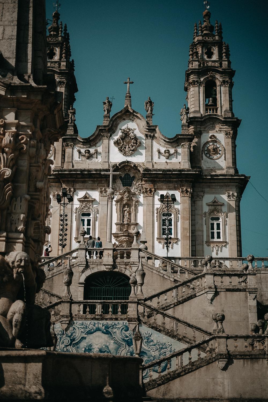 A-ROSA ALVA Flusskreuzfahrt Douro Portugal Flusskreuzfahrt Lamego Wallfahrtskirche Reiseblog 4