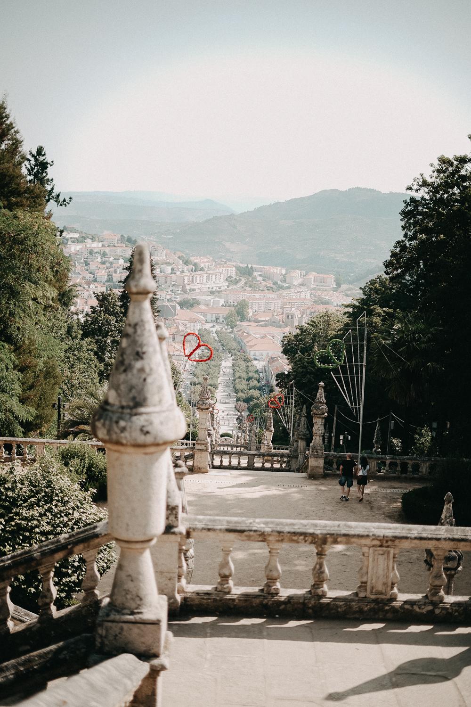 A-ROSA ALVA Flusskreuzfahrt Douro Portugal Flusskreuzfahrt Lamego Wallfahrtskirche Reiseblog 5