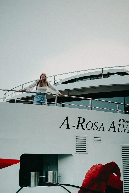 A-ROSA ALVA Flusskreuzfahrt Douro Portugal Flusskreuzfahrt Schiff Reiseblog 2