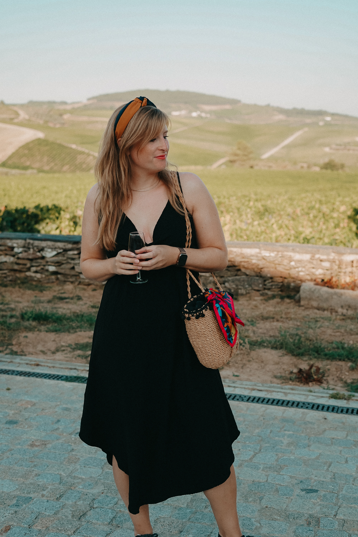 A-ROSA Flusskreuzfahrt Douro Portugal Ausflug Quinta de Avessada Portwein Reiseblog