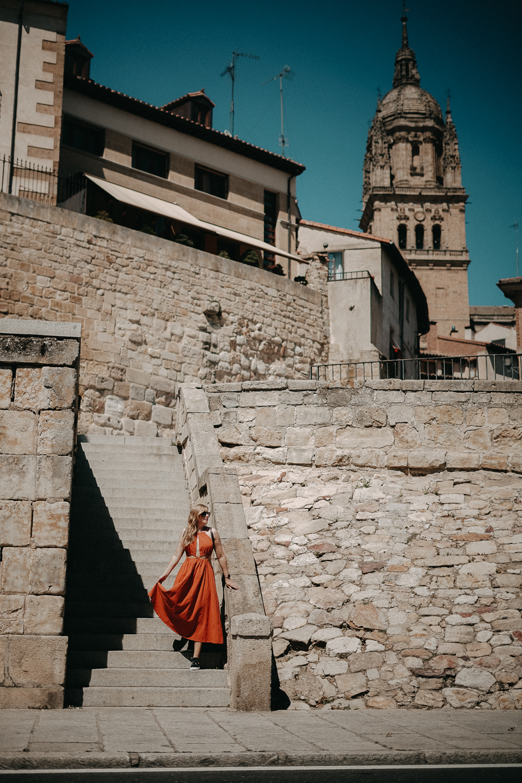 A-ROSA Flusskreuzfahrt Douro Portugal Ausflug Salamanca Kathedrale Reiseblog Tipps 2