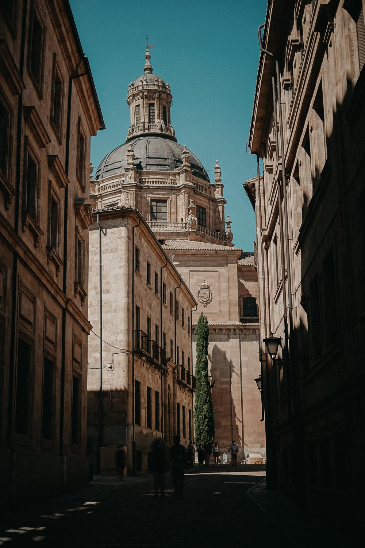 A-ROSA Flusskreuzfahrt Douro Portugal Ausflug Salamanca Kathedrale Reiseblog Tipps 3