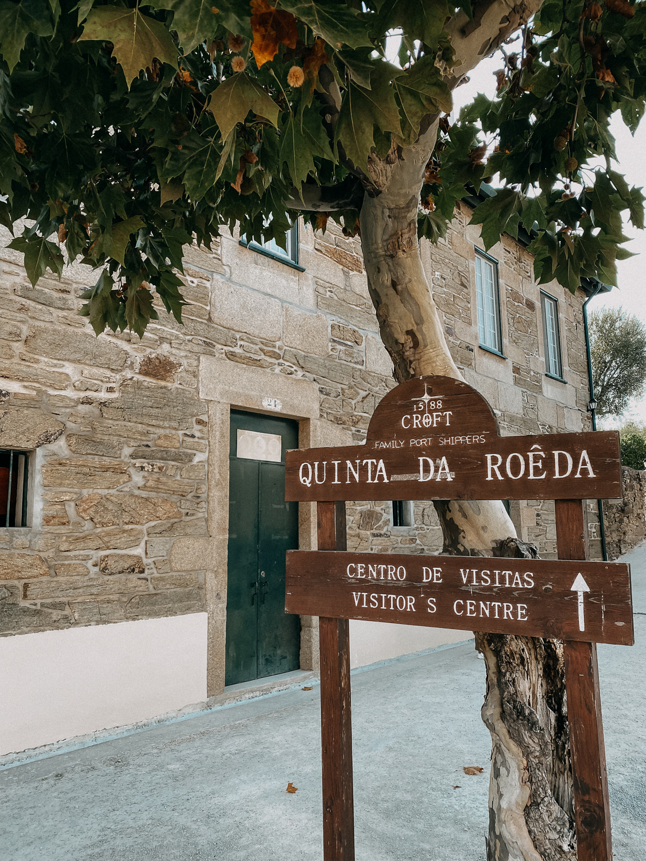 A-ROSA Flusskreuzfahrt Douro Portugal Portwein Quinta da Roeda Reiseblog 2