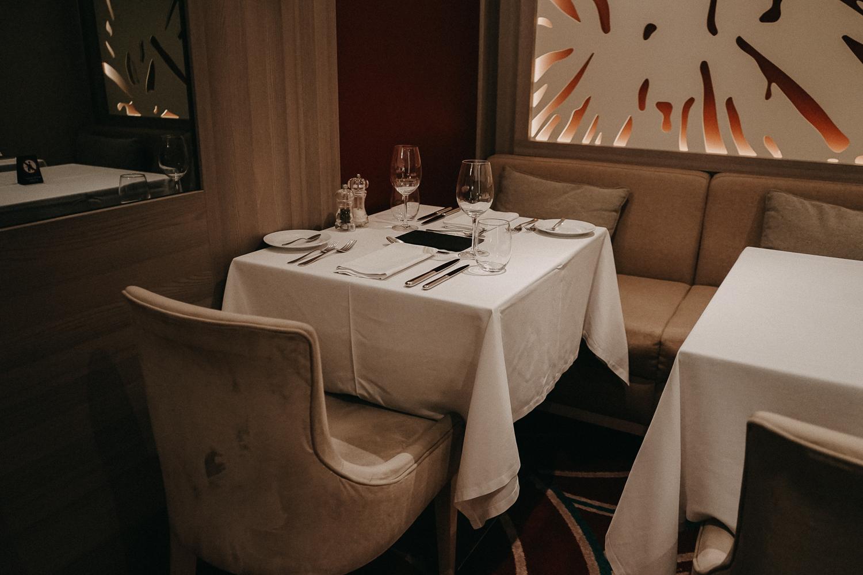 A-ROSA Flusskreuzfahrt Douro Portugal Restaurant Reiseblog 3