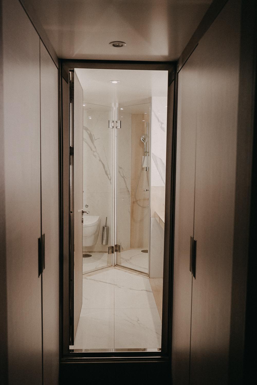 A-ROSA Flusskreuzfahrt Douro Portugal Suite Zimmer Badezimmer Reiseblog