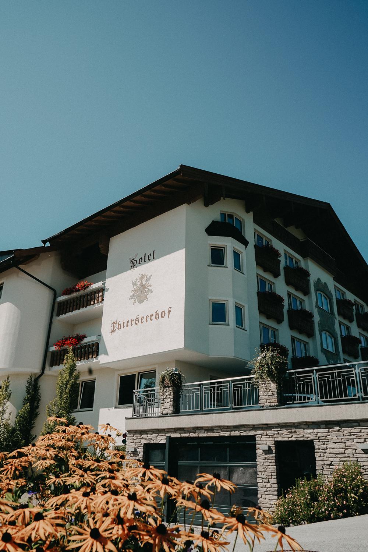 Thierseerhof Wellnesshotel Kufsteinerland Garten Österreich Reiseblog Wellnessurlaub 2