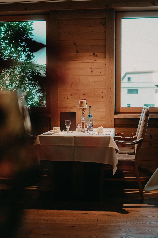 Thierseerhof Wellnesshotel Kufsteinerland Restaurant Reiseblog 2