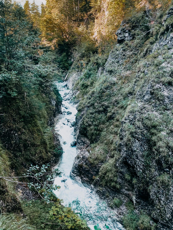 Wanderung Tirol Gießenbachklamm Top Wanderungen Tipps Wanderung mit Hund 2