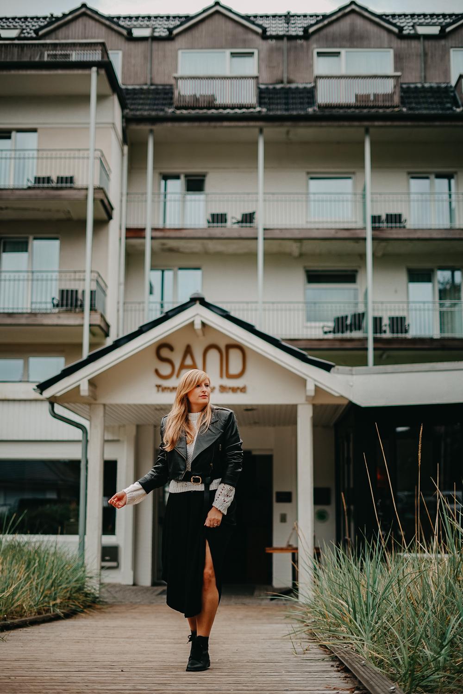 Nachhaltiges Hotel Deutschland Ostsee Lifestyle Hotel SAND Timmendorfer Strand Skandinavischer Stil Reiseblog 2