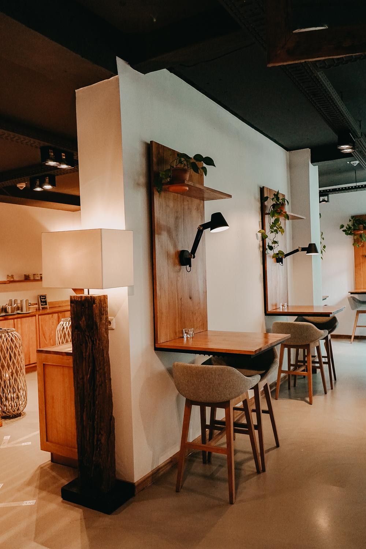 Nachhaltiges Hotel Deutschland Ostsee Lifestyle Hotel SAND Timmendorfer Strand Skandinavischer Stil Restaurant Reiseblog