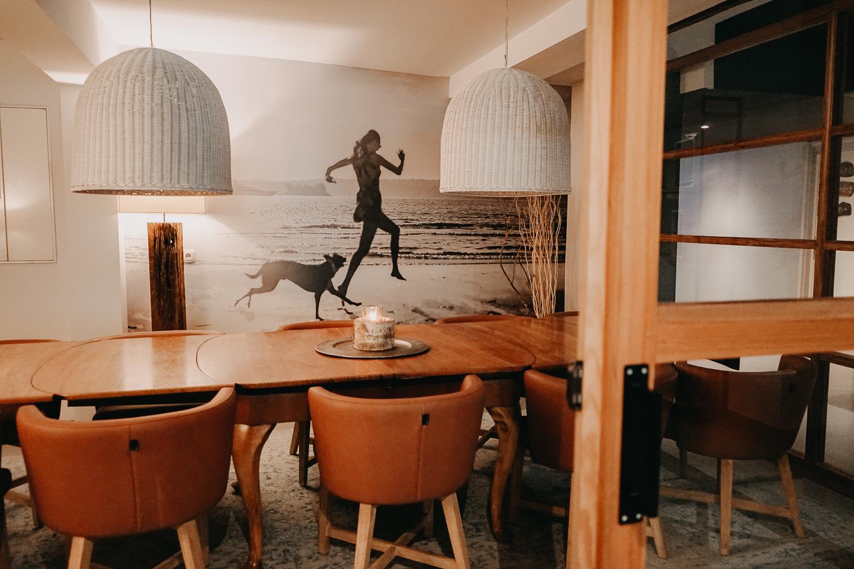 Nachhaltiges Hotel Deutschland Ostsee Lifestyle Hotel SAND Timmendorfer Strand Skandinavischer Stil modern Restaurant Reiseblog 2