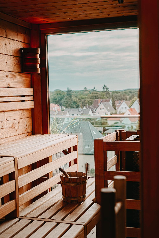 Panoramasauna Wellnesshotel Ostsee Lifestyle Hotel SAND Timmendorfer Strand 2